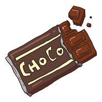 みんな大好きなチョコレートですが・・・